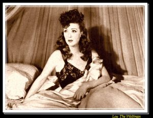 Gypsy Rose Lee – Historical Pin Up