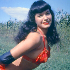 Bettie Page – Historical Pin Up