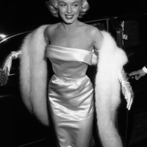 Marilyn Monroe – Historical Pin Up