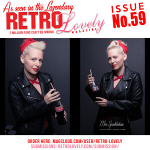 Retro Lovely Issue No. 59 Feature (Photographer: Mr. Phil Hovey)