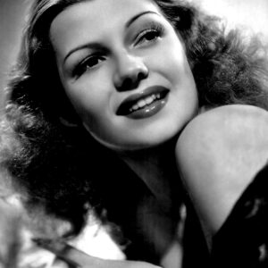 Rita Hayworth – Historical Pin Up