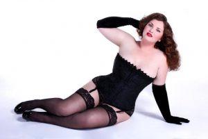 Bettie Page Glam by Stylatarium
